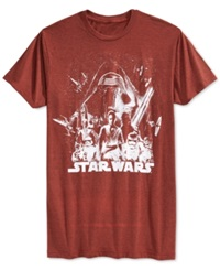 Star Wars 'It Awakens' Graphic T Shirt From Fifth Sun