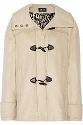 Just Cavalli Wool Blend Coat