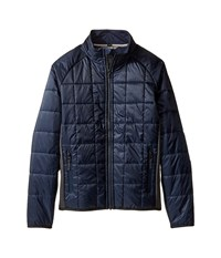 Smartwool Smartloft Double Corbet 120 Jacket Little Kids Big Kids Deep Navy Men's Coat