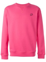 Mcq By Alexander Mcqueen Mcq Alexander Mcqueen 'Swallow' Sweatshirt Pink And Purple