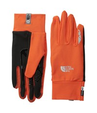 The North Face Runners 1 Etip Glove Acrylic Orange Extreme Cold Weather Gloves