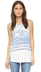 Sol Angeles Oceana Side Slit Tank