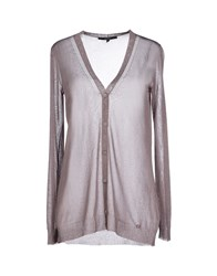 Gucci Knitwear Cardigans Women Dove Grey