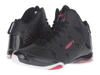 And 1 Master 3 Black Red Men's Basketball Shoes