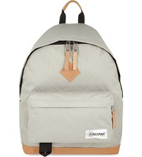 Eastpak Wyoming Backpack Into Grey