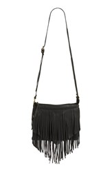 Junior Women's Lulu 'Maggie' Fringe Crossbody Bag