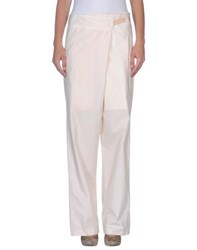 Nude Trousers Casual Trousers Women