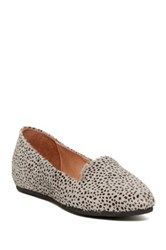 Chocolat Blu Fox Loafer Gray