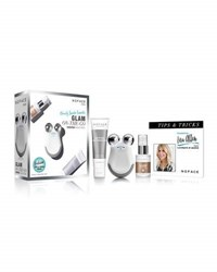 Nuface Glam On The Go Facial Toning Gift Set 283 Value