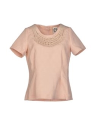 Dress Gallery Blouses Salmon Pink