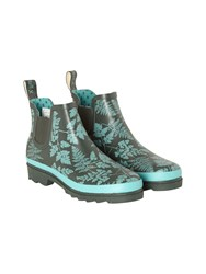 White Stuff Fern Ankle Wellie Teal