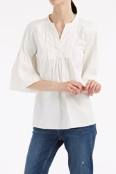 Mih Jeans Women S May Top Boutique1 White
