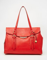 Fiorelli Shoulder Tote Bag Red