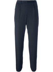 A.P.C. Tailored Trousers Blue
