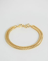 Seven London Gold Chain Bracelet Gold