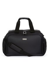 Antler Helix Casual Charcoal Holdall Grey