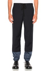 3.1 Phillip Lim Classic Lounge Pants In Blue