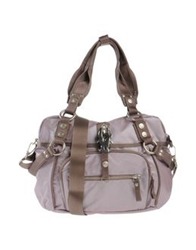 George Gina And Lucy Handbags Lilac