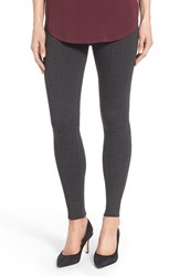 Halogenr Petite Women's Halogen Seamed Leggings Heather Charcoal