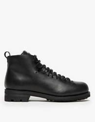 Hiker Wool Black