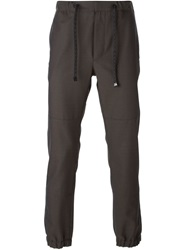Marc Jacobs Classic Track Trousers Grey
