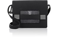Delvaux Women's Madame Mini Shoulder Bag Black