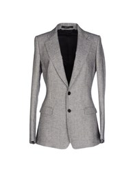 Messagerie Suits And Jackets Blazers Women Grey