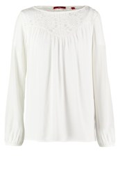 S.Oliver Blouse Creme Off White
