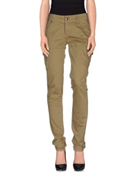 Zu Elements Casual Pants Military Green