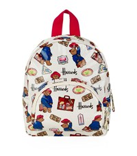 Harrods Paddington Bear Backpack Unisex