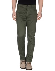 Department 5 Casual Pants Brown