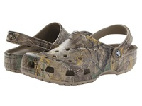 Crocs Classic Realtree Xtra Clog Khaki Men's Shoes