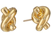 Kate Spade Sailor's Knot Stud Earrings Gold Earring