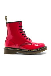 Dr. Martens 1460 3 Eye Boots Red