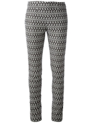 Missoni Textured Skinny Trouser Black