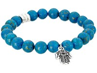 Dee Berkley Well Being Bracelet Turquoise Bracelet Blue