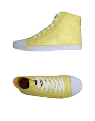 Civic Duty High Top Sneakers