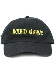 Misbhv Hardcore Embroidered Cap Black