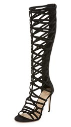 Tamara Mellon Venus Sandals Black