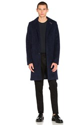 Scotch And Soda Gentleman's Coat Blue