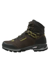 Lowa Lady Light Gtx Walking Boots Schiefer Kiwi Brown
