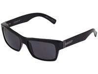 Von Zipper Fulton Polar Black Grey Poly Polarized Sport Sunglasses