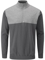 Ping Knight Lined Sweater Grey