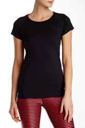 Roxy Tri Me Short Sleeve Tee Black