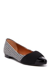 14Th And Union Alexis Fab Tweed Flat Wide Width Available Black