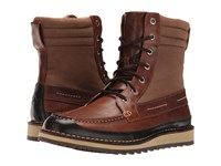 Sperry Dockyard Boot Tan Men's Lace Up Boots