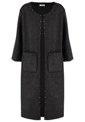 Molly Bracken Cardigan Dark Grey