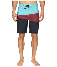 Rip Curl Mirage Wedge Boardshorts Red Men's Swimwear