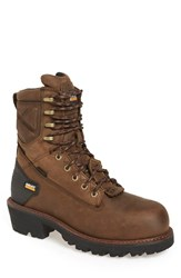 Ariat Men's 'Powerline 8 H2o' Comp Toe Boot