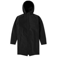 Norse Projects Elias Military Cotton Jacket Black